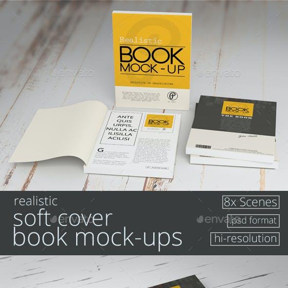 Book Cover Mock-Ups 01