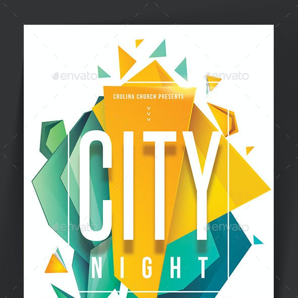 City Night Flyer