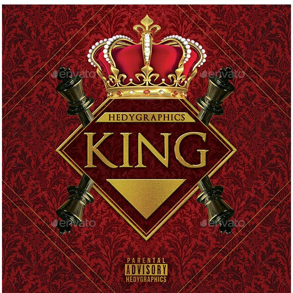 King - Cd Artwork