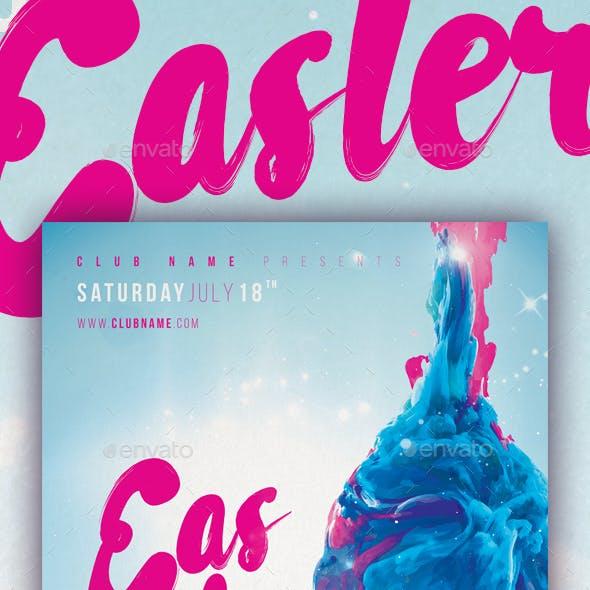 Easter Poster II