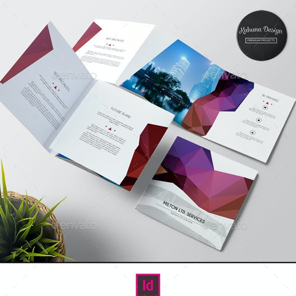 Multipurpose Business Square Brochure 04