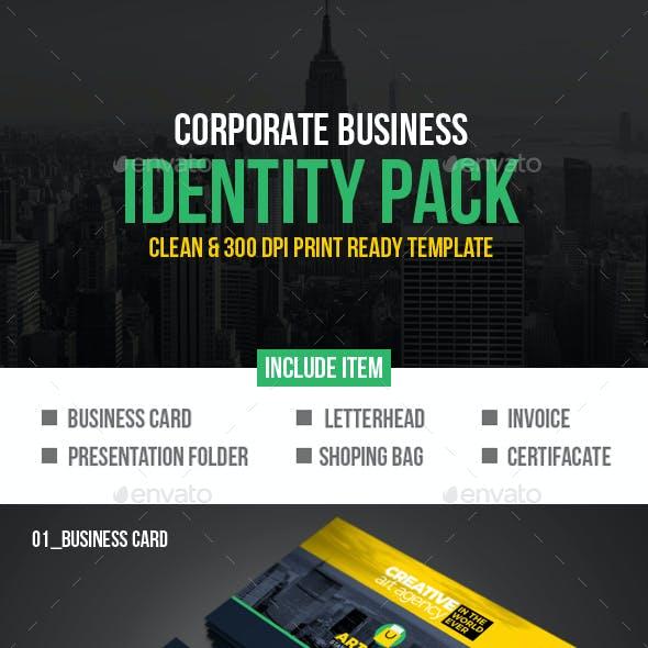 Stationery Identity Pack