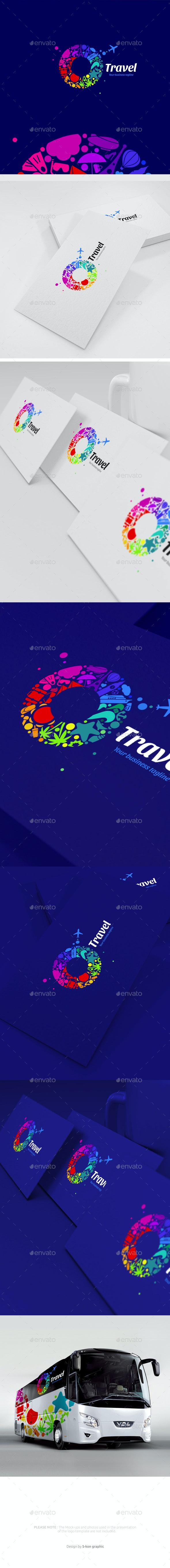 Travel Logo - Symbols Logo Templates