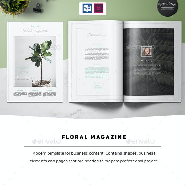 Floral Magazine