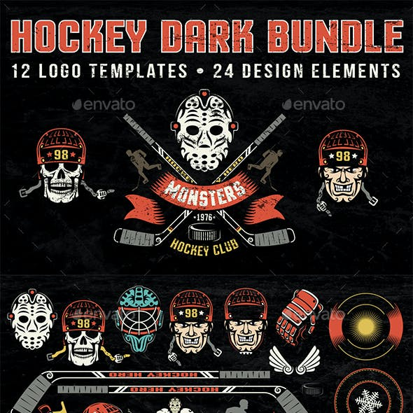 Hockey Dark Bundle