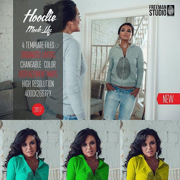 Hoodie Mock-Up Vol.1 2017