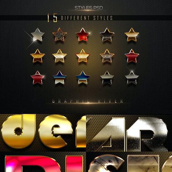 15 Shine Styles V29012017