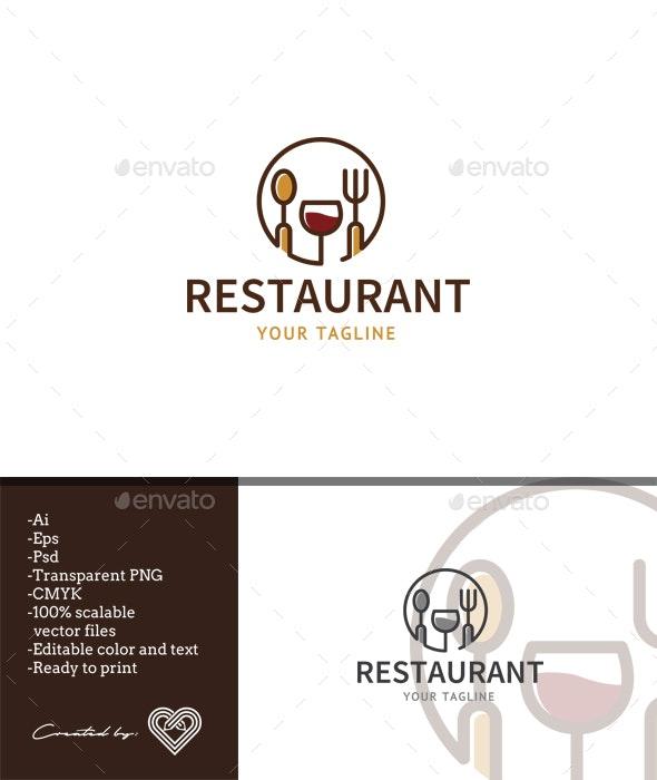 Restaurant - Restaurant Logo Templates