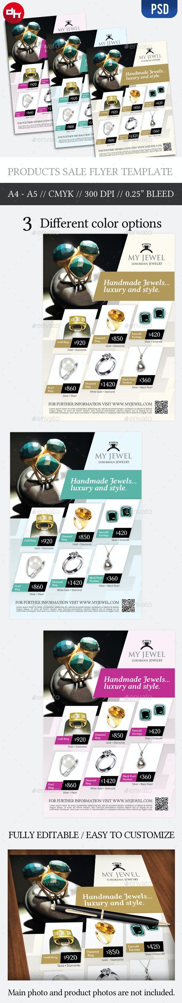 Jewel Sale - Commerce Flyers