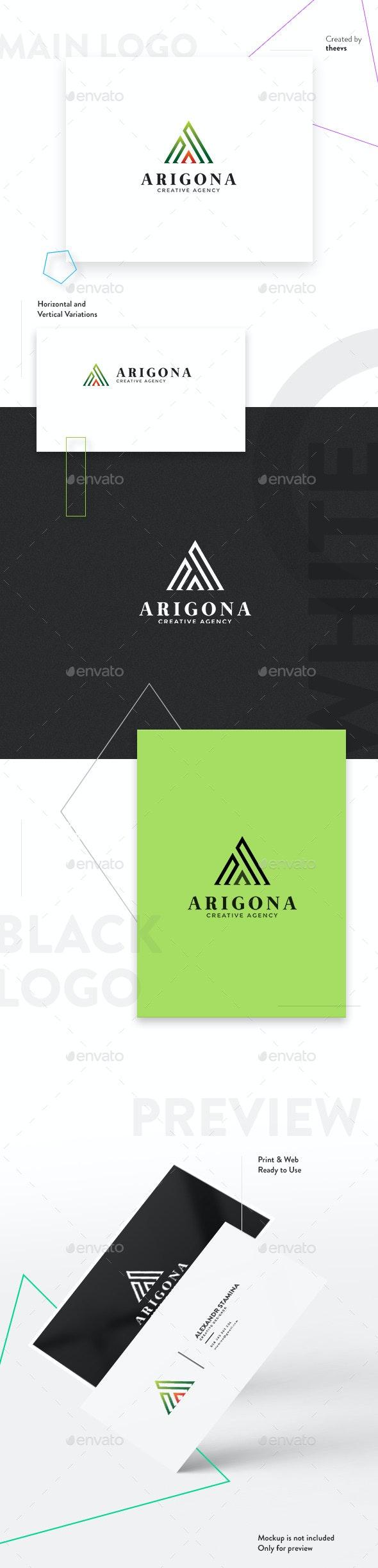 Arigona Logo