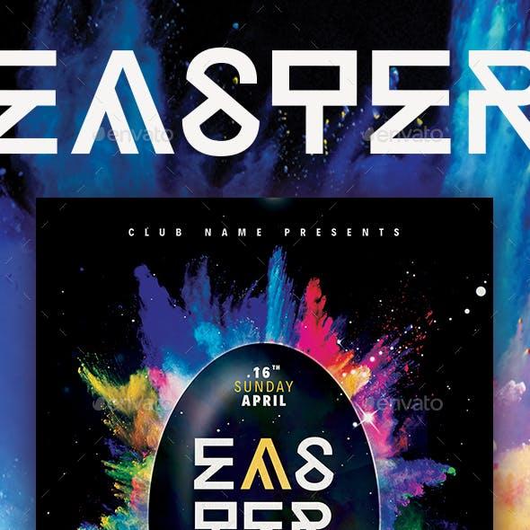 Easter Poster III