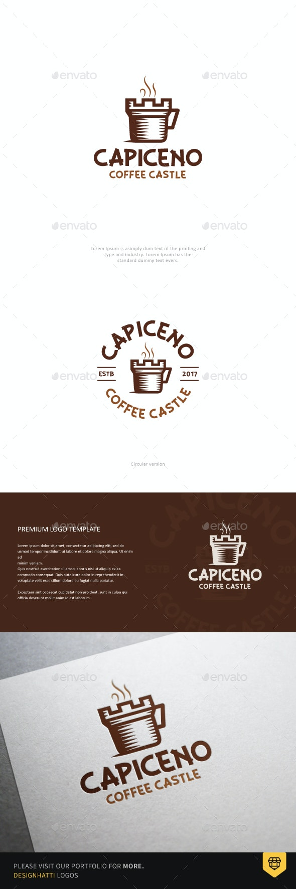 Coffee Castle Logo