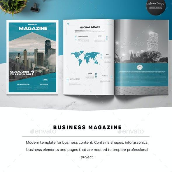 Lorem Business Magazine