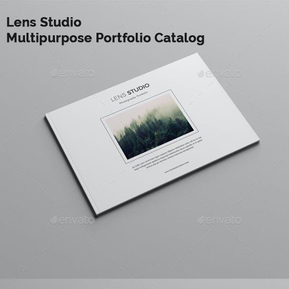 Lens Studio / Multipurpose Portfolio Catalog