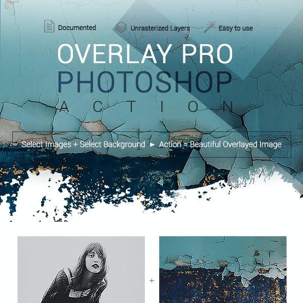 Pro Overlay - Photoshop Action