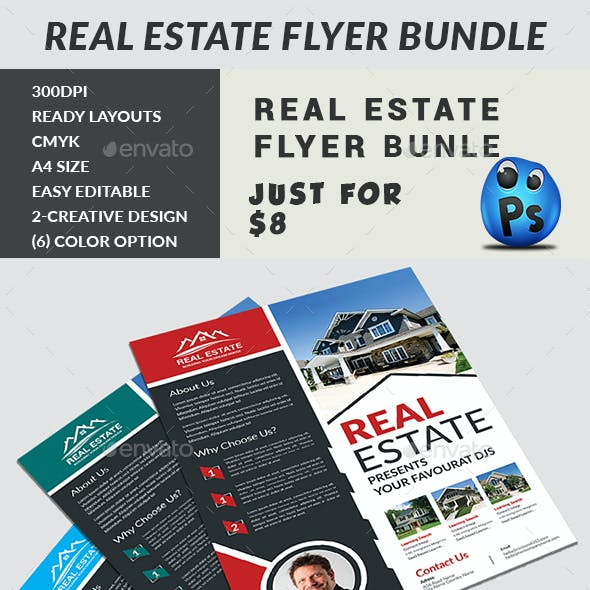 Real Estate Flyer Bundle