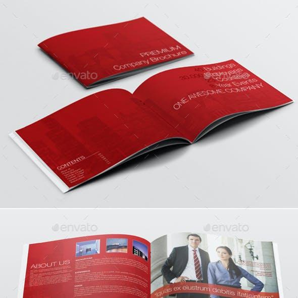 Premium Corporate Brochure