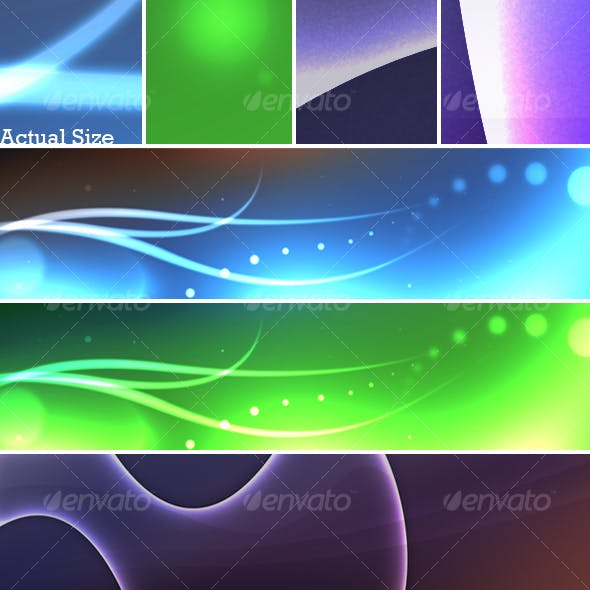 PJ's Abstract Background Set 01