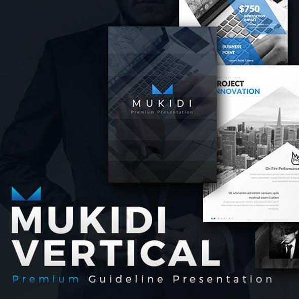 Mukidi Potrait Premium Presentation Template