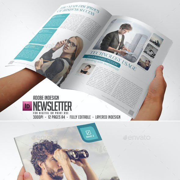 Business Newsletter Vol VII