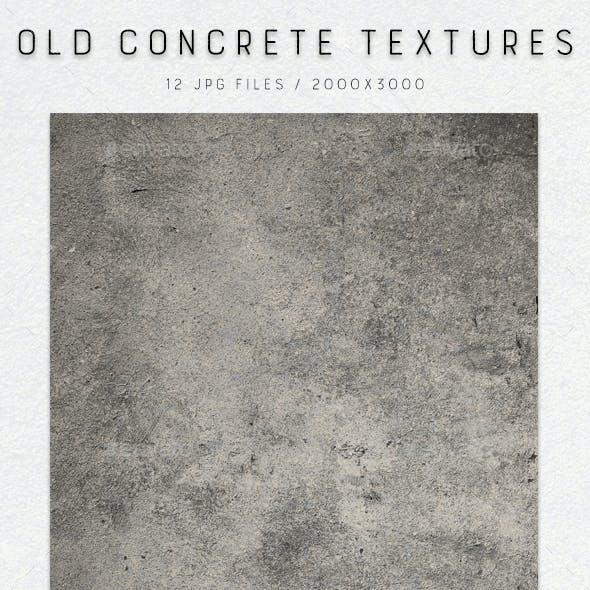 Old Concrete | Textures