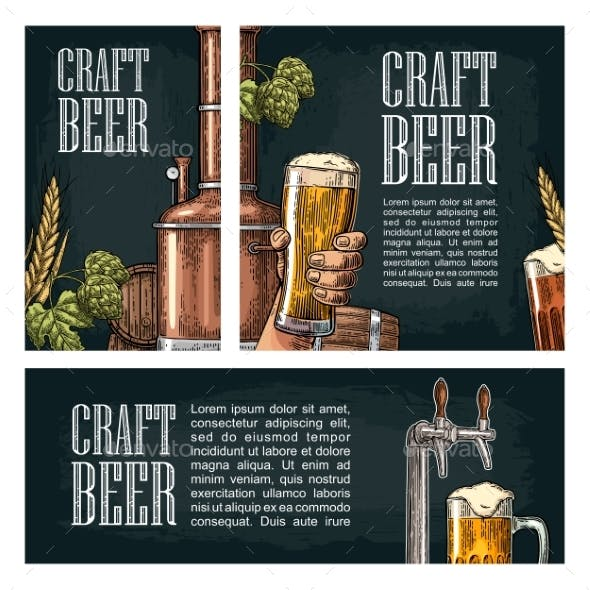 Craft Beer Posters