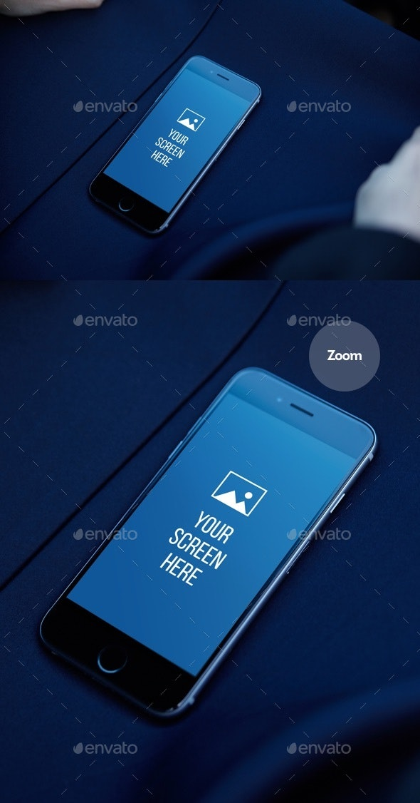 Phone Mockup - Mobile Displays