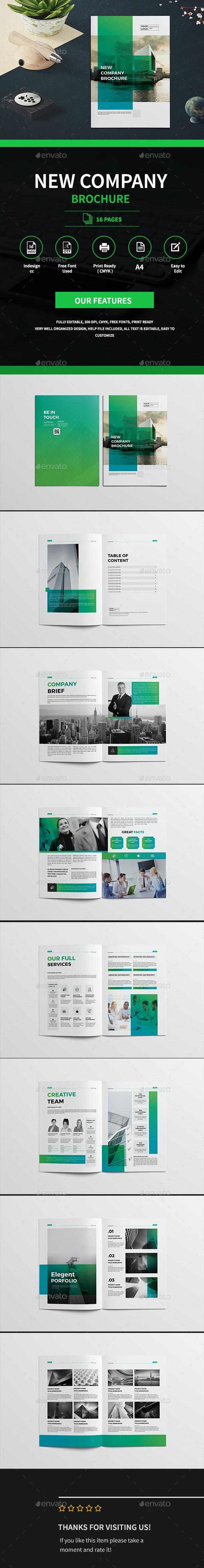 Business Company Brochure - Corporate Brochures