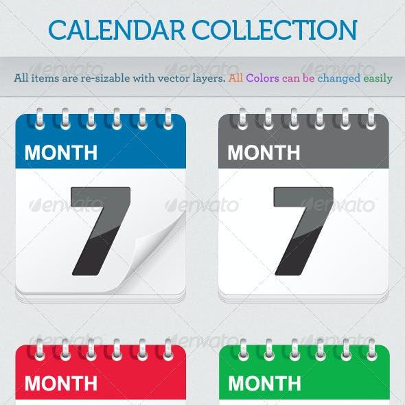 Calendar Collection
