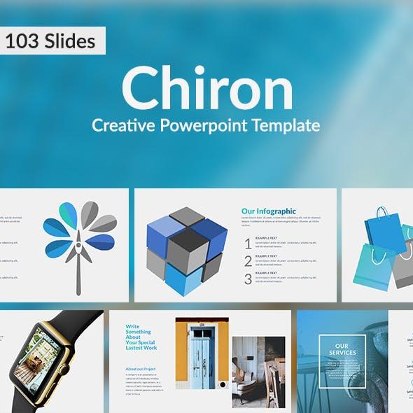 Chiron - Creative Keynote Template
