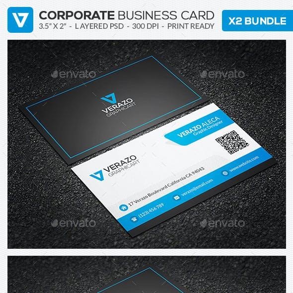 Business Card Bundle 25