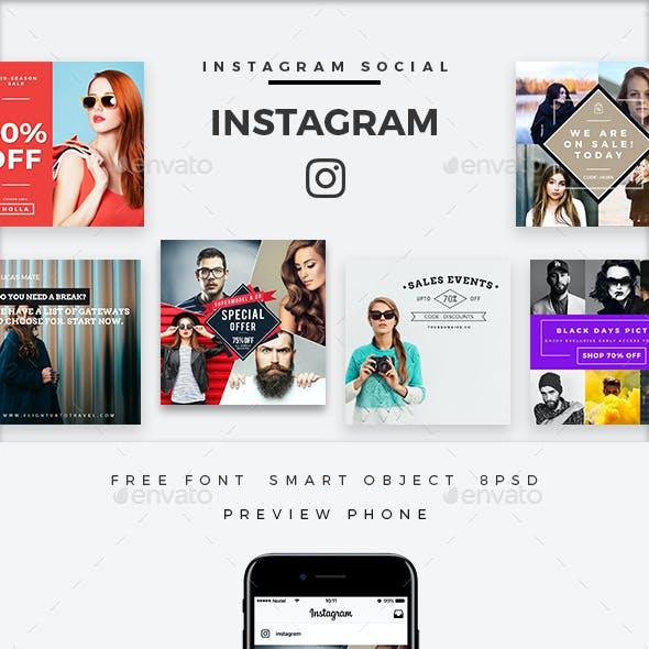 Instagram Post Social
