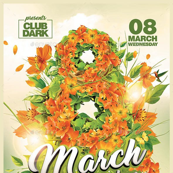 8 March Womens Day V2