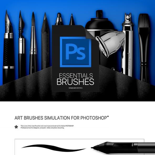 Photoshop Brushes Essentials