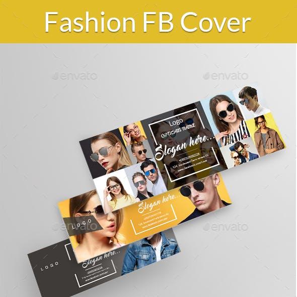 Optician/Fashion FacebookCover