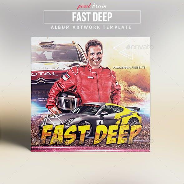 Fast Deep CD Cover Artwork