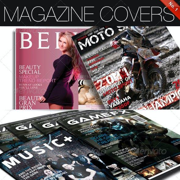 Magazine Covers No. 1