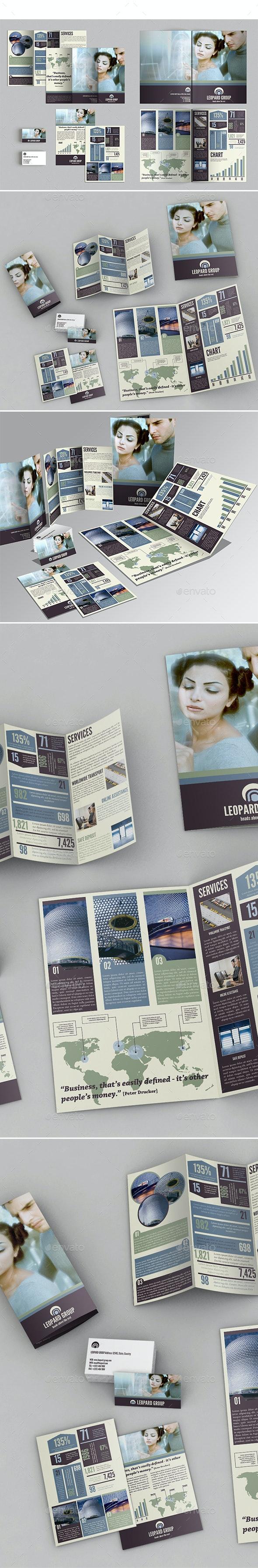 Business Brochures Pack - Corporate Brochures