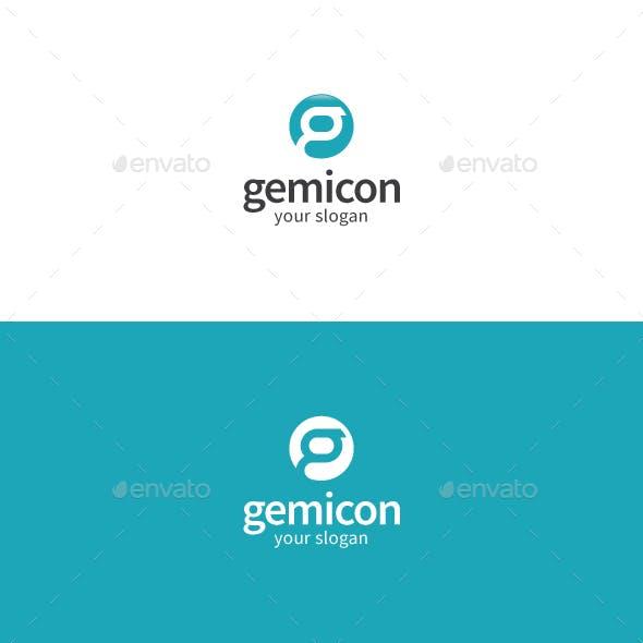 Gemicon G Letter Logo