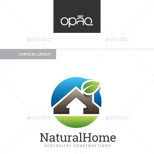 Natural Home Logo