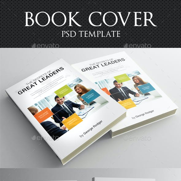 Book Cover Template 30