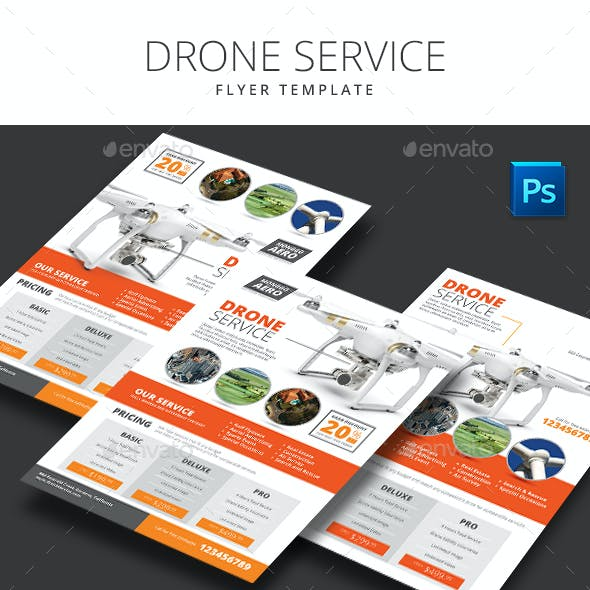 Drone Flyer