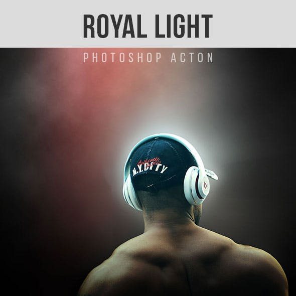 Royal Light Photoshop Action