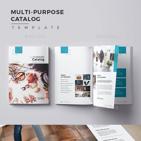 Multi-purpose Catalog
