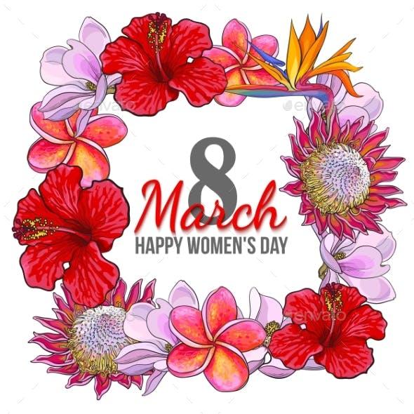 Womens Day Design