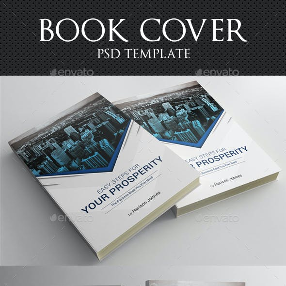 Book Cover Template 31