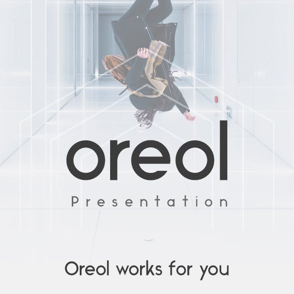 Oreol - Creative Business Keynote Presentation