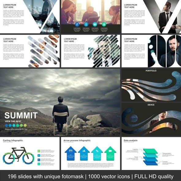 Summit Keynote Template
