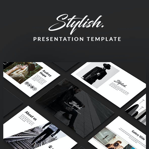 Stylish Presentation Template