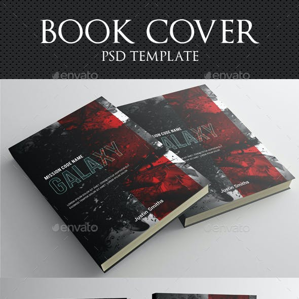 Book Cover Template 33